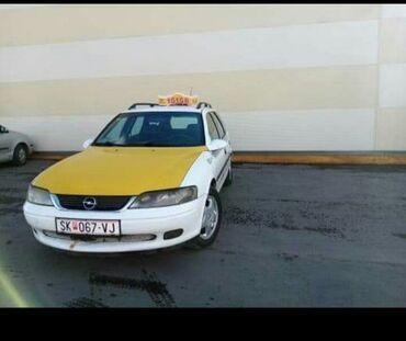 Used Cars - Greece: Opel Vectra 2 l. 1998 | 244000 km