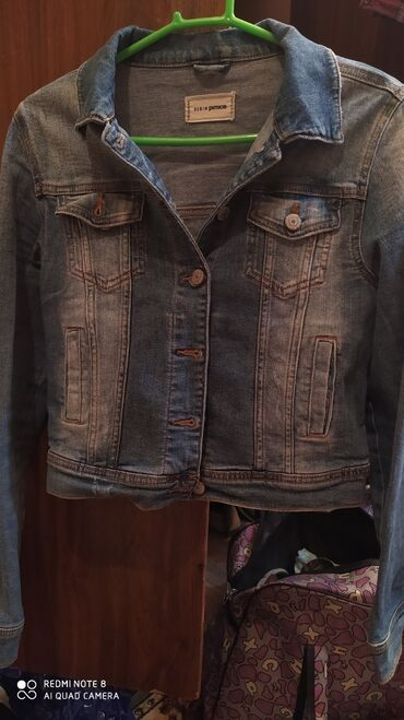 куртки для новорожденных в Кыргызстан: Джинсовая куртка
