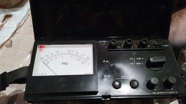 Новый, Мегаомметр Ф4102/2-1М в Баку