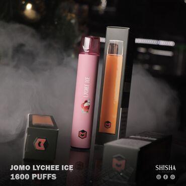 простынь одноразовая рулон в Кыргызстан: Jomo 1600 puff - это уникальный концепт одноразовых сигарет