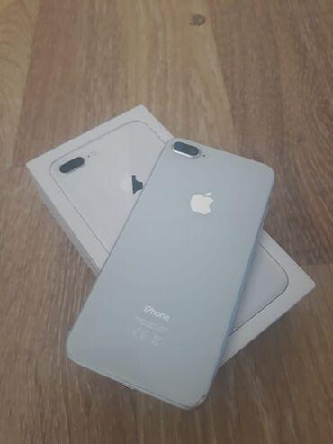 IPhone 8 Plus | 256 GB | Ağ | İşlənmiş