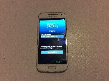 Samsung i9190 galaxy s4 mini - Srbija: Upotrebljen Samsung Galaxy S4 Mini Plus 8 GB bela