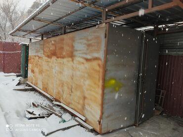 шредеры 5 6 мощные в Кыргызстан: Продаю Печка полимерный длина (6,2м) ширина (1,9м) высота (2,15)
