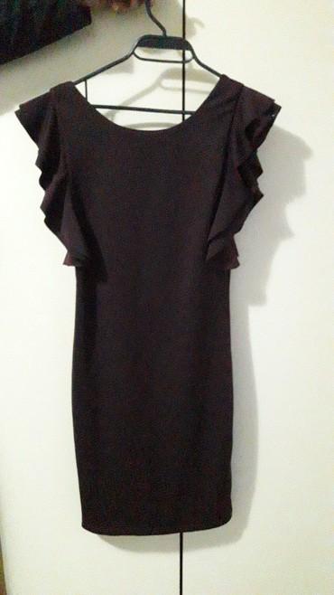 Bordo-kaputz - Srbija: Prelepa bordo haljina