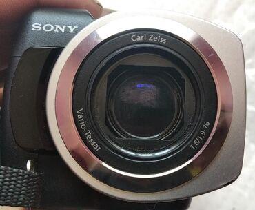 Японская видеокамера - Кыргызстан: Японское SONI видео камера HDDПамят 40GB. 5000сом. Или Обмен на