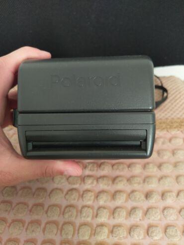 fotoaparat aksesuarlari - Azərbaycan: Polaroid fotoaparat. İşlək vəziyyətdədir. Katrici bitib sifarişlə