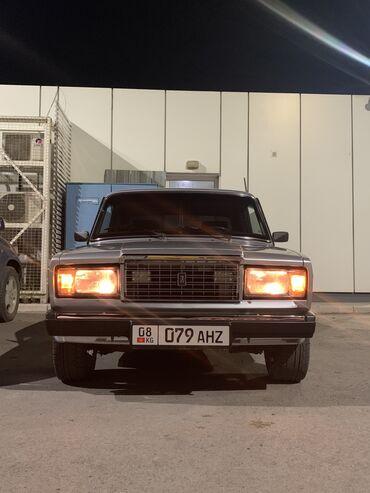 Транспорт - Полтавка: ВАЗ (ЛАДА) 2107 1.6 л. 2012