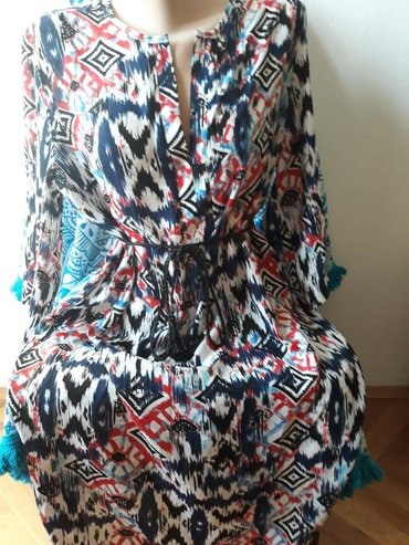 Prelepa Naco fashion haljinica, moze i ko tunika,nova velicina 40