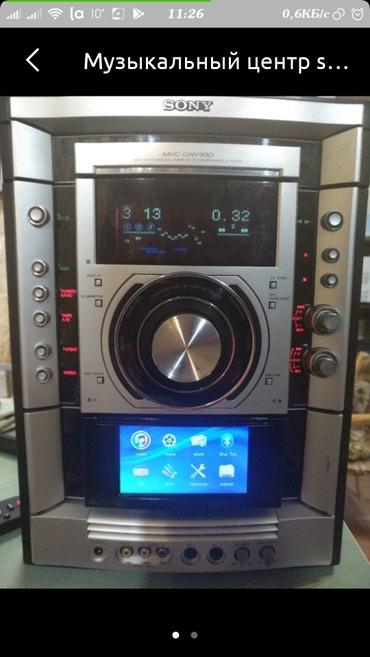 Музыкальный центр sony 180x2 Bluetooth mp3 usb dvd в Кок-Ой