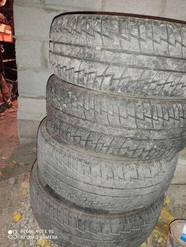 amg диски 18 в Кыргызстан: 18 зимние шины .3 шт.торг есть