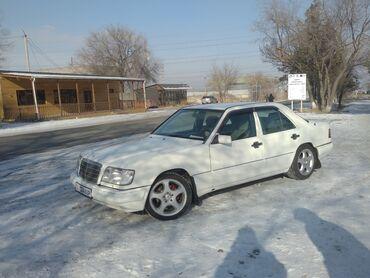 диски amg r16 в Кыргызстан: Mercedes-Benz E 220 2.2 л. 1994 | 299558 км