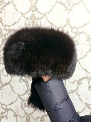 Женская одежда - Бишкек: Продаю шапку натуральный писец женская