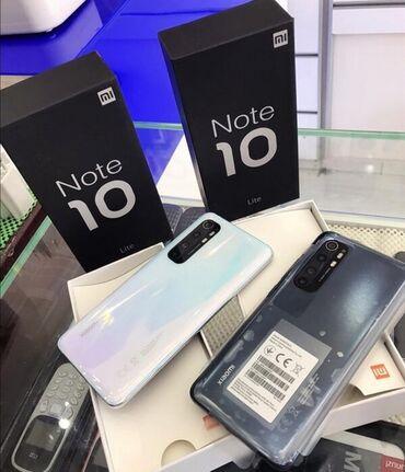 Yeni Xiaomi Mi Note 10 Lite 64 GB qara
