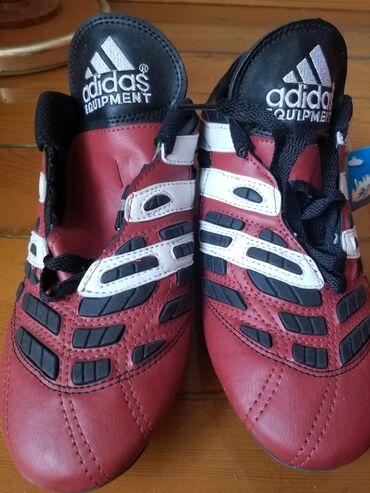 Футбольные Бутсы  Adidas Equipment Новые Оригинал Размер 38 и 39