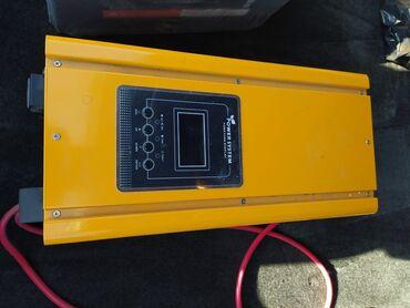 Инструменты - Кыргызстан: Инвертор + аккумуляторы все