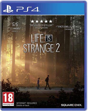 playstation 1 2 3 4 5 in Azərbaycan | DƏSTLƏR: Life is strange 2.PlayStation 4 Oyunlarının Və Aksesuarlarının