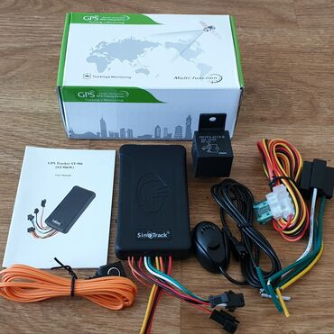 карты памяти class 6 для навигатора в Кыргызстан: Автомобильный GPS (ЖПС) трекер Sinotrack (оригинал)Выезд мастера по