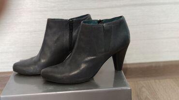 Ам керек москва - Кыргызстан: Ботильоны. Женские ботинки, демисезонные. Натуральная кожа. Бренд