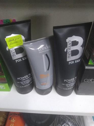гель для душа senses в Кыргызстан: Гель для волос сильной фиксации. для мужчин