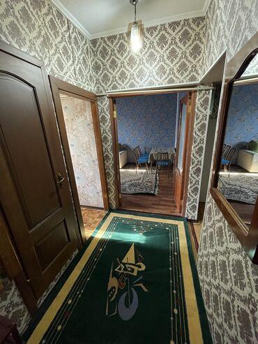 суточный 1 комнатная квартира в караколе in Кыргызстан | ПРОДАЖА КВАРТИР: 105 серия, 3 комнаты, 68 кв. м Теплый пол, С мебелью, Кондиционер