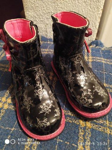 туфли не разу не одевала в Кыргызстан: Продаю детскую сапоги демисезонные для девочек новая ни разу не