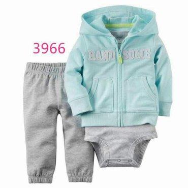 Детская Одежда, Carter's 6,9,12,18,24m  в Бишкек - фото 9