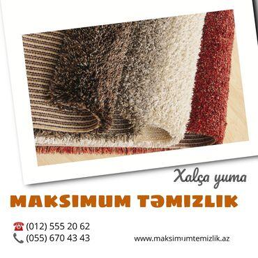 xalca yuma avadanliqlari - Azərbaycan: Xalçaların yuyulması | Pulsuz çatdırılma