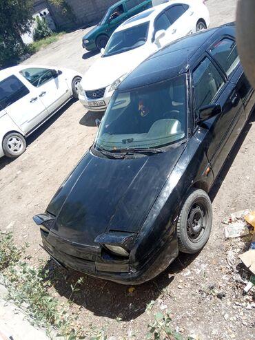Mazda 323 1.8 л. 1991