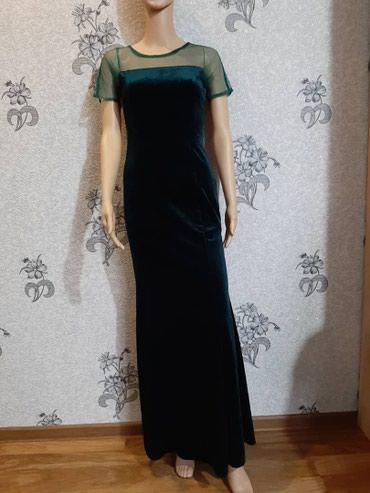 Новые бархатные платья,фасон рыбка, в Бишкек