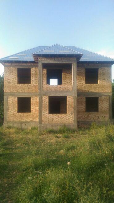 Эки этаж уй - Кыргызстан: Эки этаж уй сатылат Адрес оштун 7 км де  Жер 12 сотук