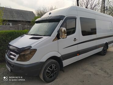 Mercedes-Benz Sprinter 2.2 л. 2007 | 307000 км