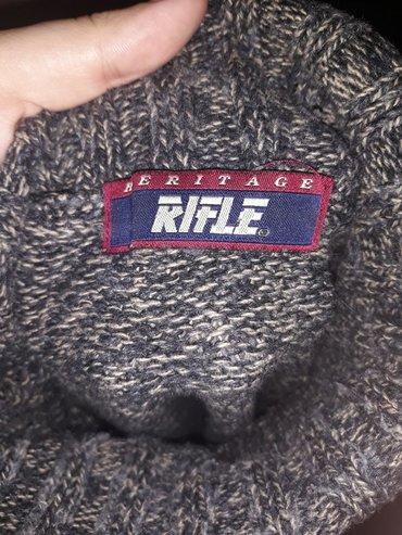 Ženska odeća | Novi Sad: Rolka marke Rifle, izuzetno prijatna i topla. XL velicina. Za 3