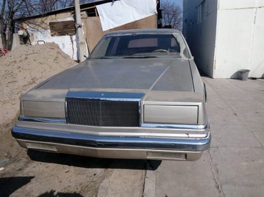 Chrysler New Yorker 1990 в Шопоков