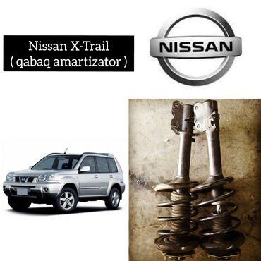 Nissan X-Trail - qabaq amartizatoru.----Kia Sorento ucun istediyiniz