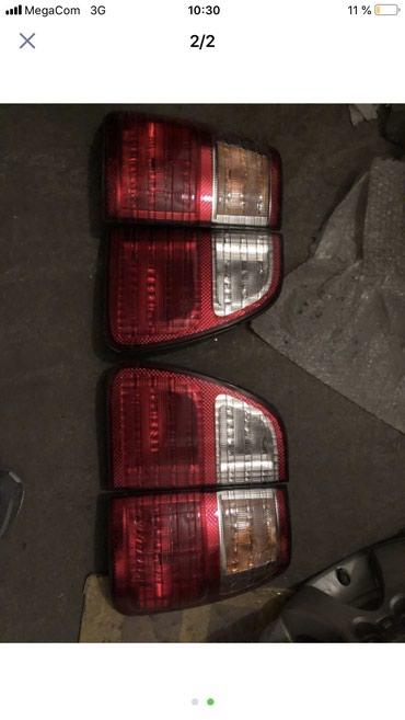 Продаю комплект задних фонарей на lexus LX470 2004. Оригинал. в Бишкек