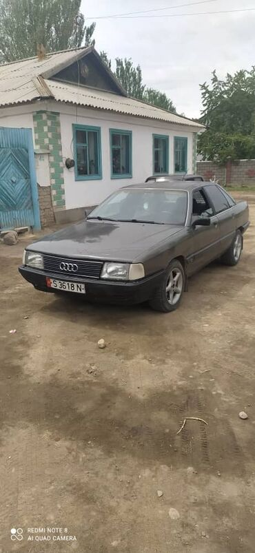 Audi 100 2 л. 1991