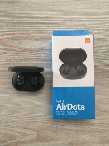 Беспроводные наушники Mi AirDots  Качество и слышимость  Цена 890 сом