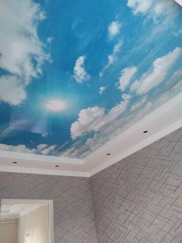 Услуги - Беловодское: Натяжные потолки   Глянцевые, Матовые, 3D потолки   Монтаж, Гарантия, Демонтаж