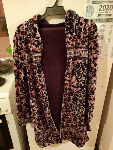 Женская одежда - Красная Речка: Халат со штанами (Производство Узбекстан) 44-46 размер. 500 сом