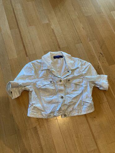 Trussardi jeans ženska jaknaOriginalVelicina :46 ili XLBoja