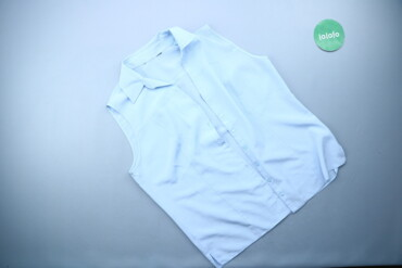 1537 объявлений: Жіноча однотонна сорочка р. L    Довжина: 59 см Напівобхват грудей: 54