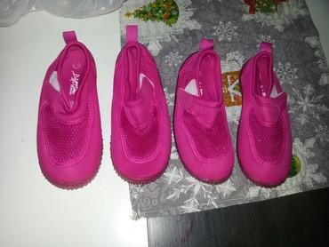 Dečije Cipele i Čizme | Pancevo: Patikice za plivanje,nosene jedan dan na moru samo,brojevi 29 i