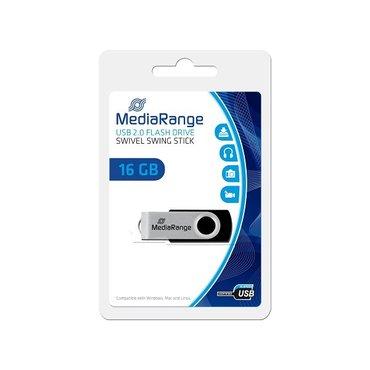 Mediarange usb flash memory kapaciteta 16gb sa high speed 2. 0 - Nis