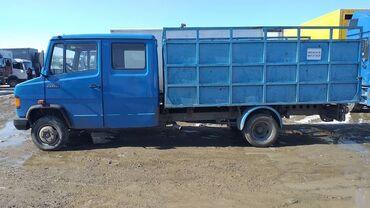 Грузовой и с/х транспорт - Кыргызстан: Срочно продаю мерседес 609d 1988 года. В хорошем состоянии, вложений