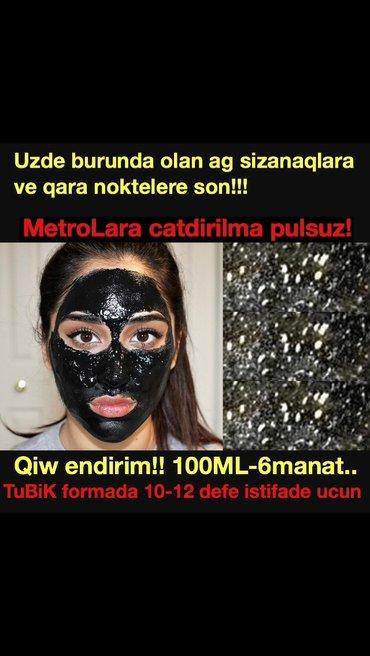 Bakı şəhərində Wok endirim!!! 😍 wekilde gorduyunuz black mask hem kisilerin hemde qad