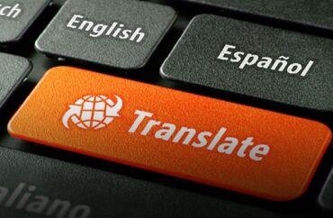 Предоставляем услуги перевода Переводы любых объемов разной специфики