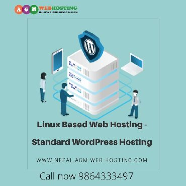 The Standard WordPress Hosting offers you with all the features you in Kathmandu