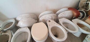 Sudopere - Srbija: WC šolje, sudopere, lavaboi i tuš kabina- 1 wc šolja = 1200 din.- 1