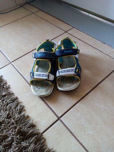 Dečije Cipele i Čizme   Kragujevac: Sandale kao nove 35 nosene proslog leta na moru sad male
