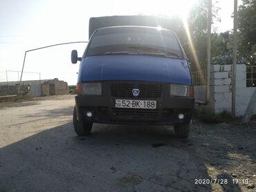 qazel 2018 - Azərbaycan: QAZ GAZel 3302 2.4 l. 1996 | 200000 km